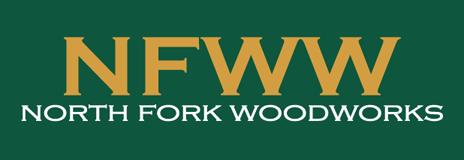 North Fork Woodwork logo