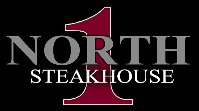 North 1 steakhouse logo